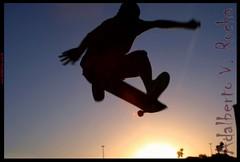Skate park ... (Adalberto Rocha   Photographer) Tags: sunset skate pds crepsculos bemflickrbembrasil adalbertorocha