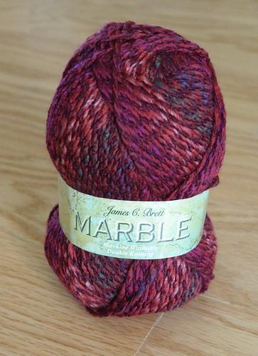 Marble Yarn