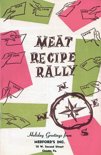 Meat recipe rally