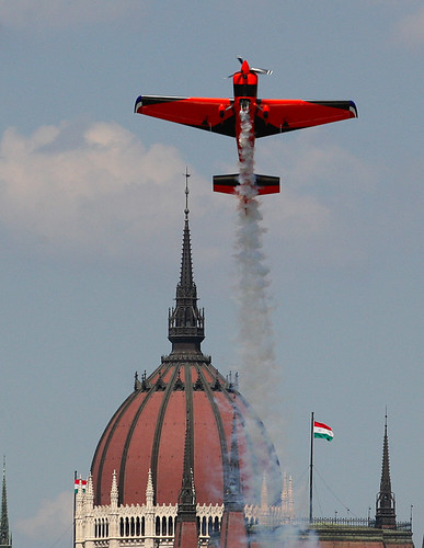 Red Bull Air Race 2009 Budapest