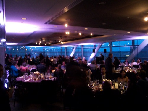 Wedding at Washington DC's Newseum - event DJ, Chris Laich Music Services