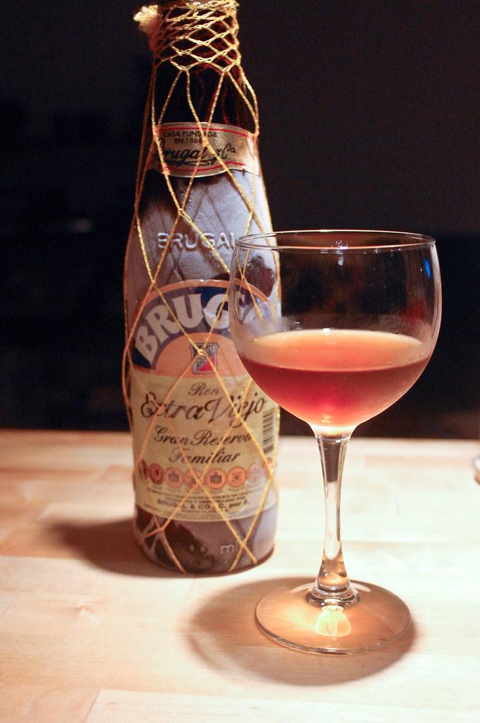 brugal extra viejo reserve rum