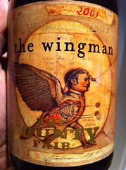 2009 The Wingman Shiraz