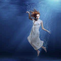 Kayla Underwater [Explored] #2 (RickrPhoto) Tags: beauty rose composite studio is underwater dish mark rick redhead ii l mk2 5d kayla 70200 f4 mola 2040 4040 varley setti dynalite bestportraitsaoi obramaestra elitegalleryaoi