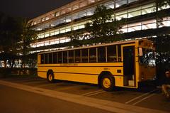 ABL 5221 (crown426) Tags: california disneyland pluto schoolbus anaheim phantom gillig gradnite 2011 alliancebuslines bcml ballcastmemberlot