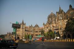 Chatrapati Shivaji Train Station