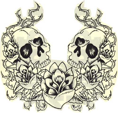 Skull Tattoo (Group)
