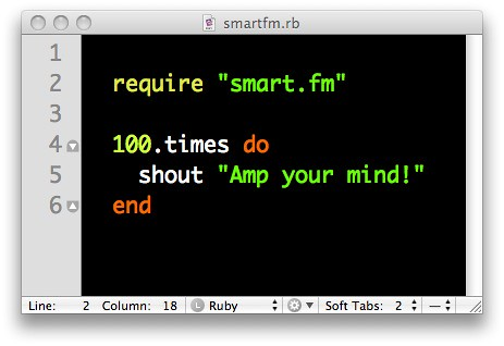 smart.fm - amp your mind!