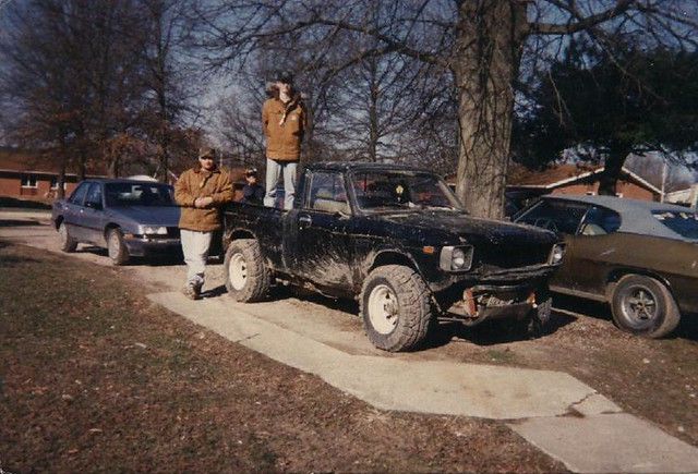 illinois 4x4 chevy luv 1979 greenup thornbird