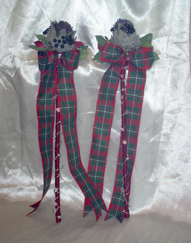 """MICHAELA"" ADULT THISTLE WANDS by you."