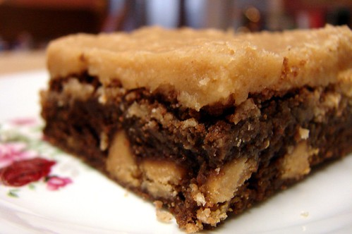 PB Chocolate Brownie