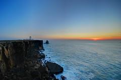 Cabo Carvoeiro ((*) raages) Tags: sunset pordosol test lighthouse portugal farol teste hdr peniche cabocarvoeiro photomattix naudoscorvos
