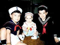 little jonas brothers (oldtimesjb) Tags: baby adam joseph paul franklin kevin little brothers nick jerry young joe mama frankie nicholas papa jb jonas