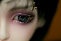(aEthEr hEad) Tags: eye ball asian nose photo mod doll piercing madness elena lip bjd abjd airbrush jointed faceup bobobie
