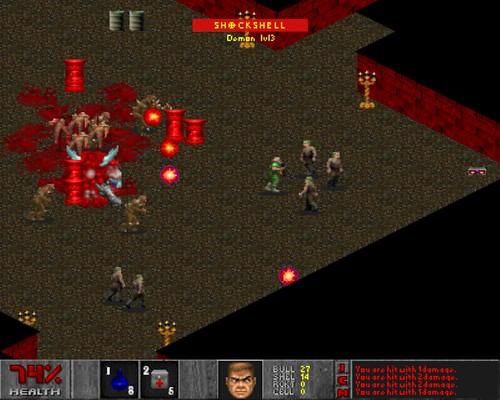 Descárgate gratis la fusión de Doom + Diablo [Videojuego PC]