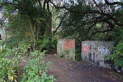 sept 015 (Landyman Photography) Tags: pillbox cheshunt leavalleypark batroost searchlightcontrolpost