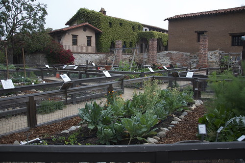 Mission San Juan Capistrano is worth a special trip on many levels, but especially for the Padres recreated gardens and winemaking areas.