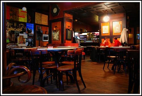 (505) Cafe Hawelka, Vienna