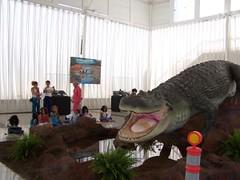 purussaurus es la nana