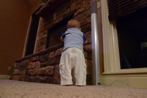 Jack standing