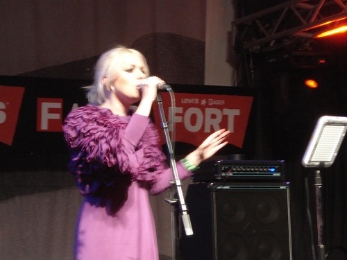 Little Boots at The Fader Fort SXSW