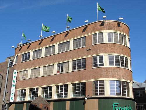 Fenwick's Art Deco...