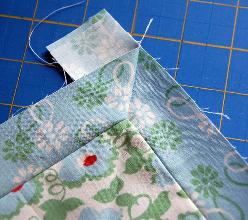 Easy Mitre Corners for Quilts