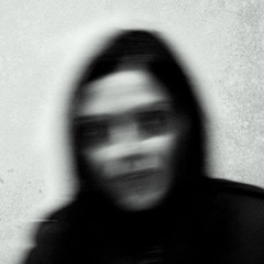 The Thing From Another World (sarak hellas) Tags: portrait people bw woman blur girl strange donna scary faces alien grain creative experiment sguardo visitors noise panning ritratto mosso grana volto rumore sarak esperimento alieno nikond80 flickrlovers facesexperiment sarakhellas