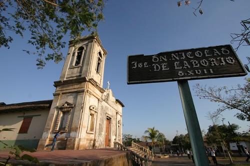 Señor Nicolás in León, Nicaragua.