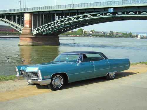 1967 Cadillac Hardtop Sedan de