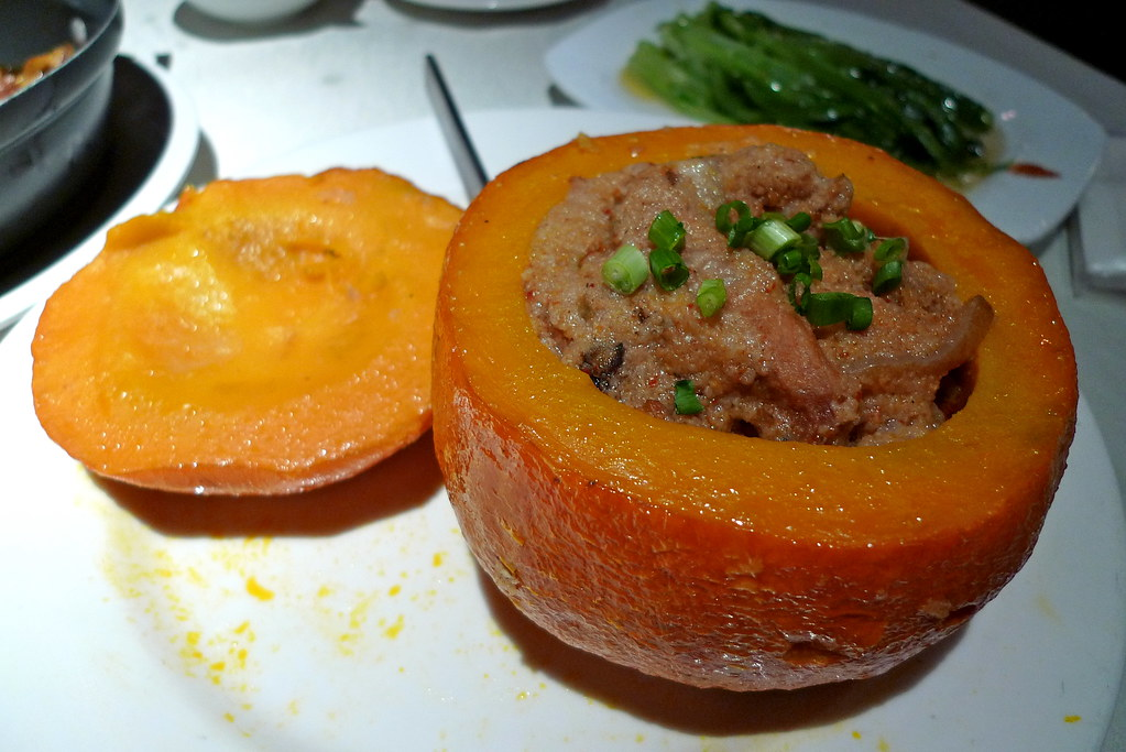 Pork in Pumpkin