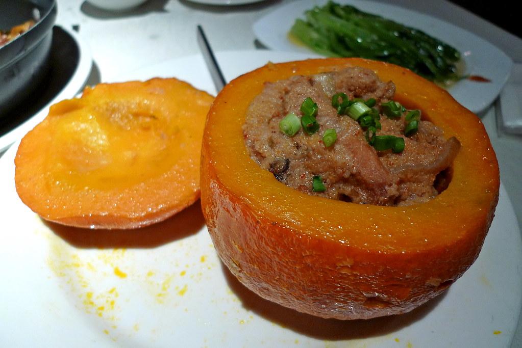 Pork in Pumpkin
