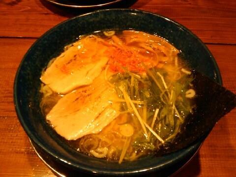 麺屋 空 空麺