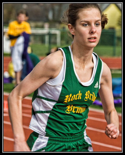 Hickman High Track