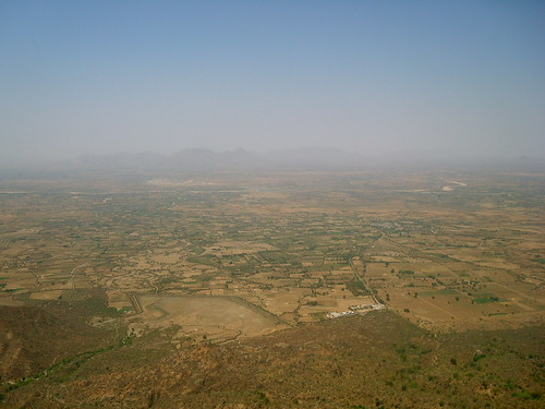 Birds Eye View, Honeymoon Point, Mt Abu