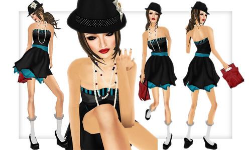 <p>Surf Co.の新作ドレス8色展開で登場!!めちゃくちゃcuteです♪グレーとブラックを購入しましたッ</p>