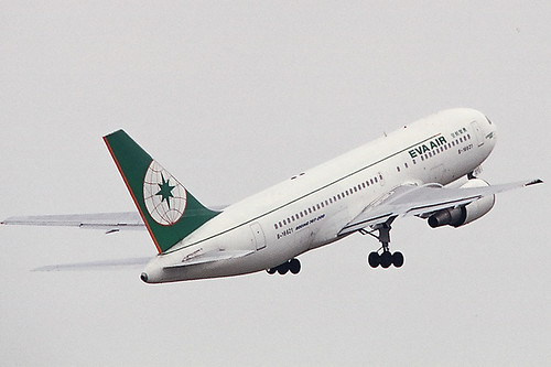 EVA AIR Boeing 767-200