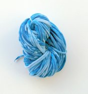 FFS Lottery Recycled T-shirt Yarn *Perfect Sky*