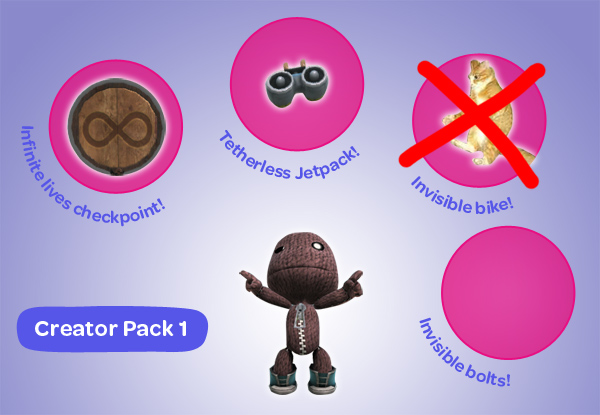 Creator Pack 1