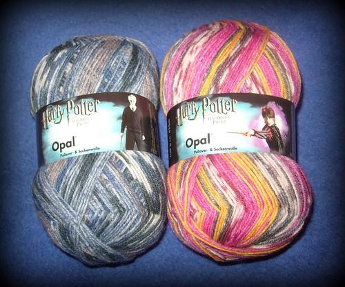 opal hp yarns