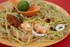 Khám phá 2 món ăn Hokkien me và Cendol tại kinh đô ẩm thực Penang