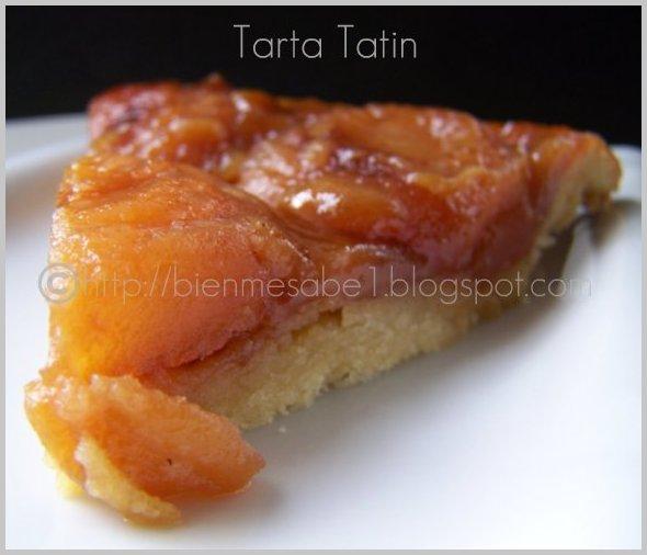 Tarta Tatin 2