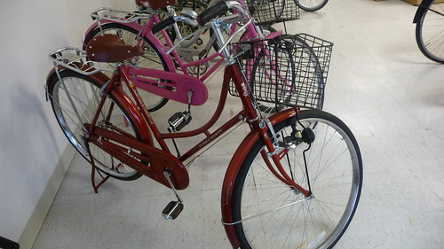 Red PB-13 on sale at Flying Pigeon LA.