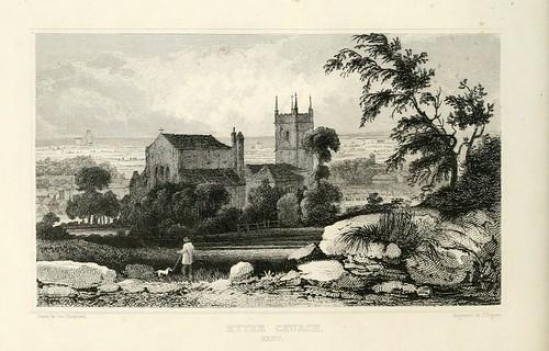 011- Iglesia de Hythe en Kent-1835