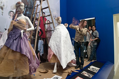 "Behind the Scenes—""The Model as Muse"" at The Metropolitan Museum of Art (The Metropolitan Museum of Art) Tags: metropolitanmuseum costumeinstitute modelasmuse mmaexhibition"