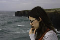 pensando (oshkar) Tags: sea cliff mar cris acantilado ascatedrais praiadaascatedrais