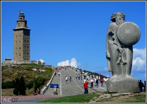 Getaway to La Coruña