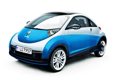 New  BMW Isetta