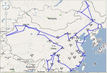 歡迎加入穿越中國之行…-三十而慄