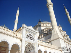 Mosque.. (Jasmin Ahmad) Tags: turky   istanbu   phpotography mosquel